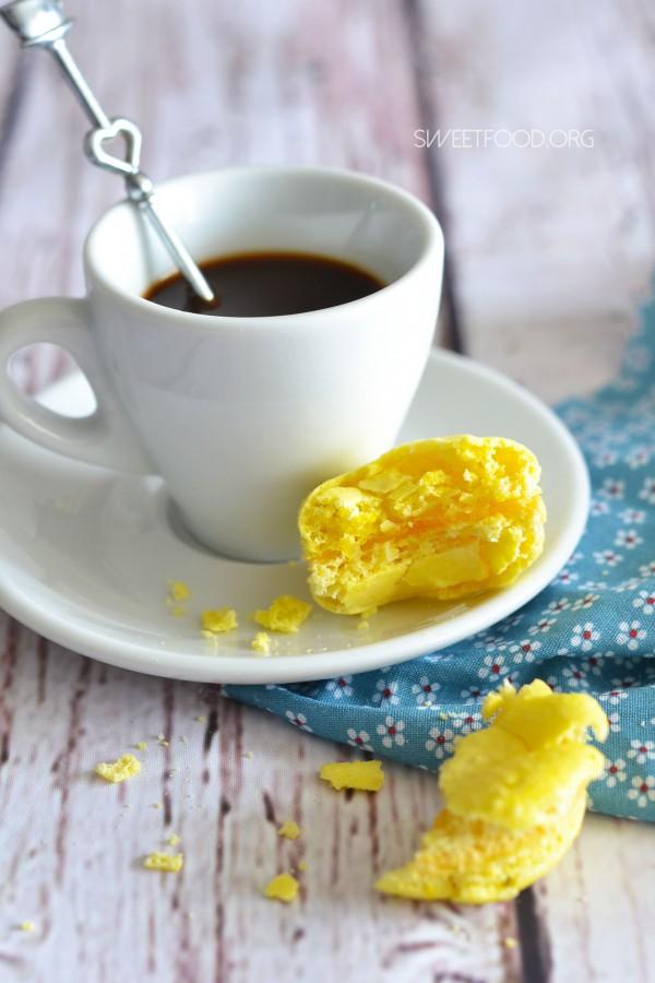 macaron citron 2