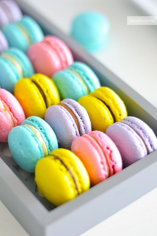 Célèbre Trio de macarons – Speculoos – Chocolat – Choco/citron SB94