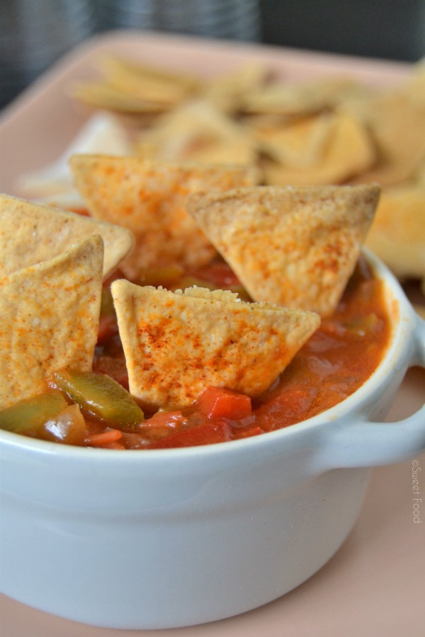 Fajitas Chips – Chips Méxicaine