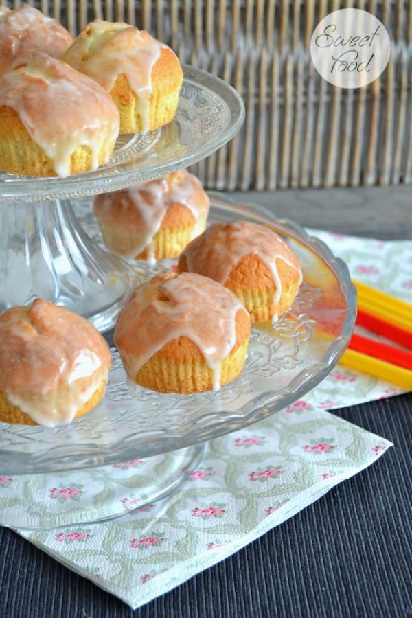 Muffin au agrume