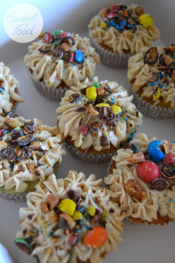 Cupcake M&m's