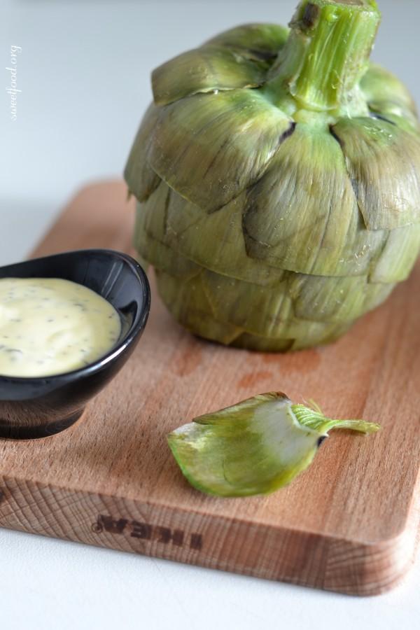 Comment préparer un artichaut + recette vinaigrette