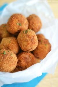 croquette patate thon