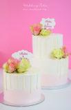 Gâteau de mariage + News